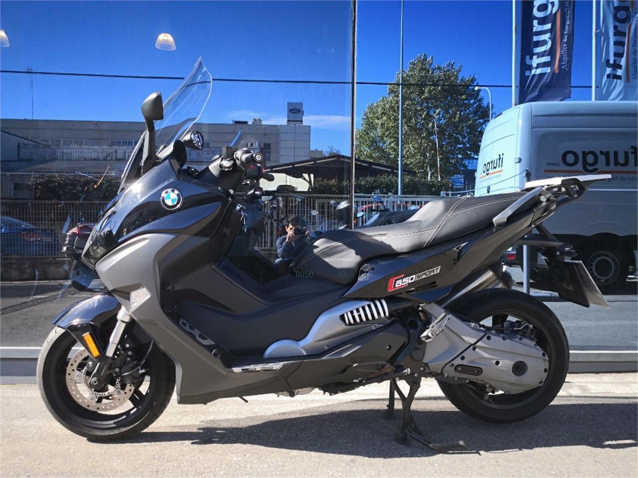 BMW C 650 Sport_3 de venta en Madrid
