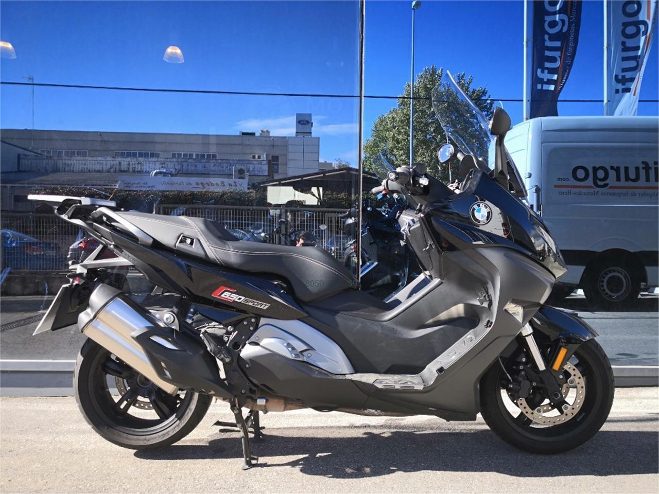 BMW C 650 Sport_1 de venta en Madrid