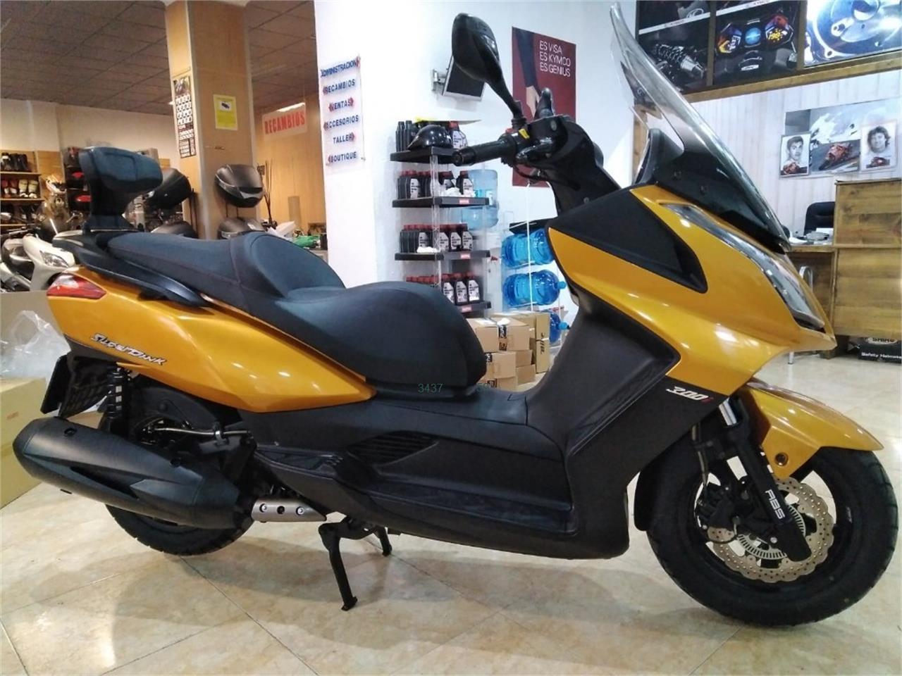 KYMCO Super Dink 300I ABS_3 de venta en Albacete