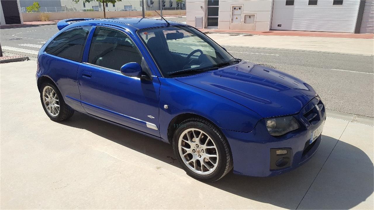 MG ZR de venta de venta por 1200
