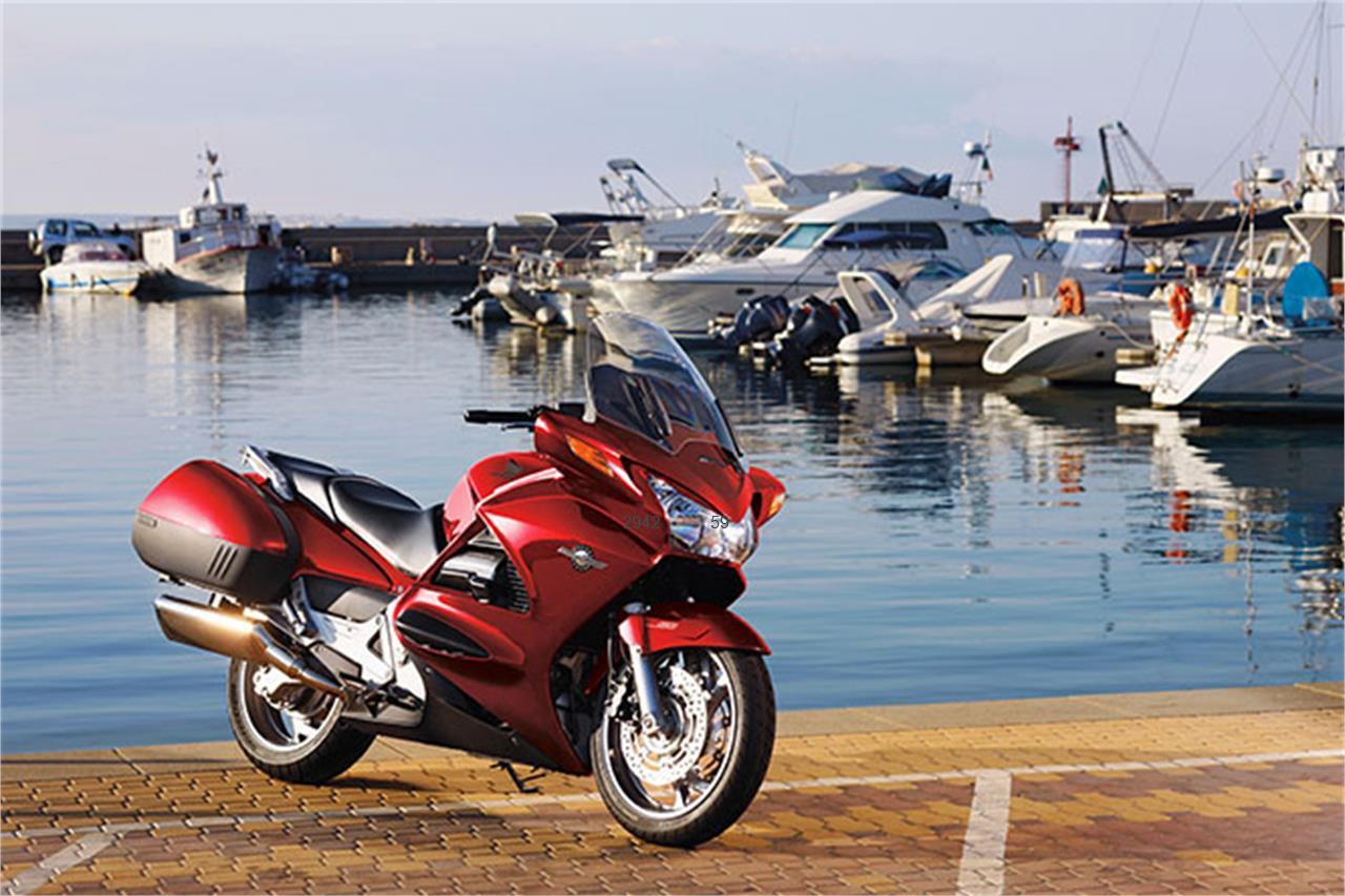 HONDA PAN-EUROPEAN ST 1300 ABS
