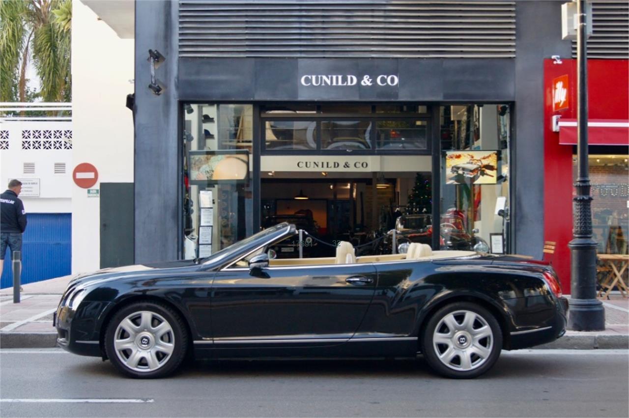 BENTLEY Continental GTC de venta de venta por 69900