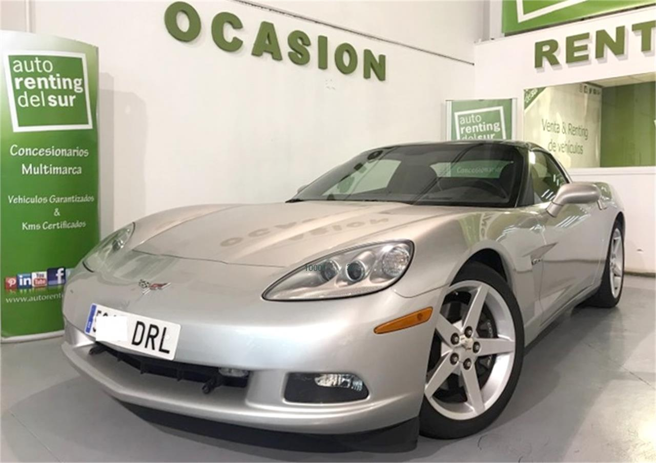 CORVETTE Corvette de venta de venta por 35990