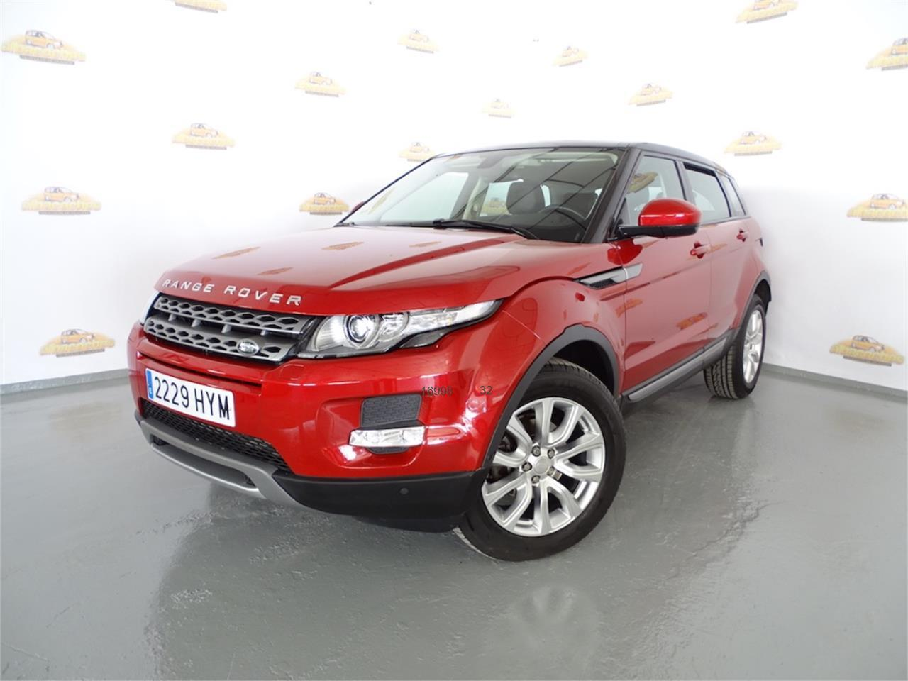 LAND-ROVER Range Rover Evoque de venta de venta por 26500