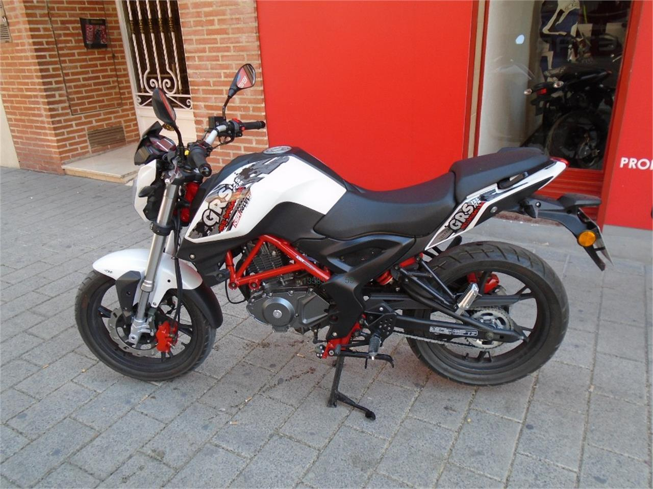 KSR MOTO GRS 125 de venta
