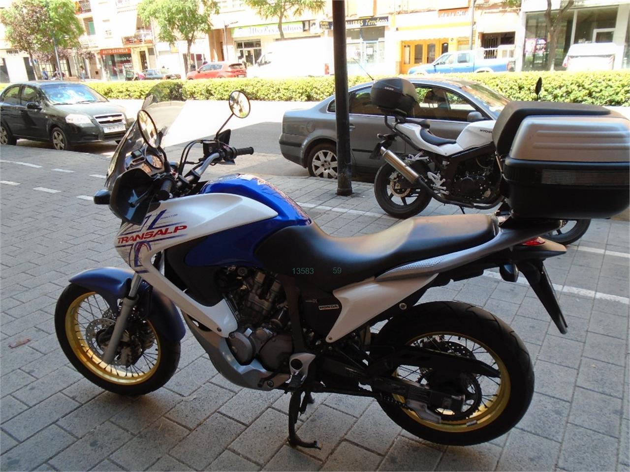 HONDA TRANSALP XL 700 V ABS