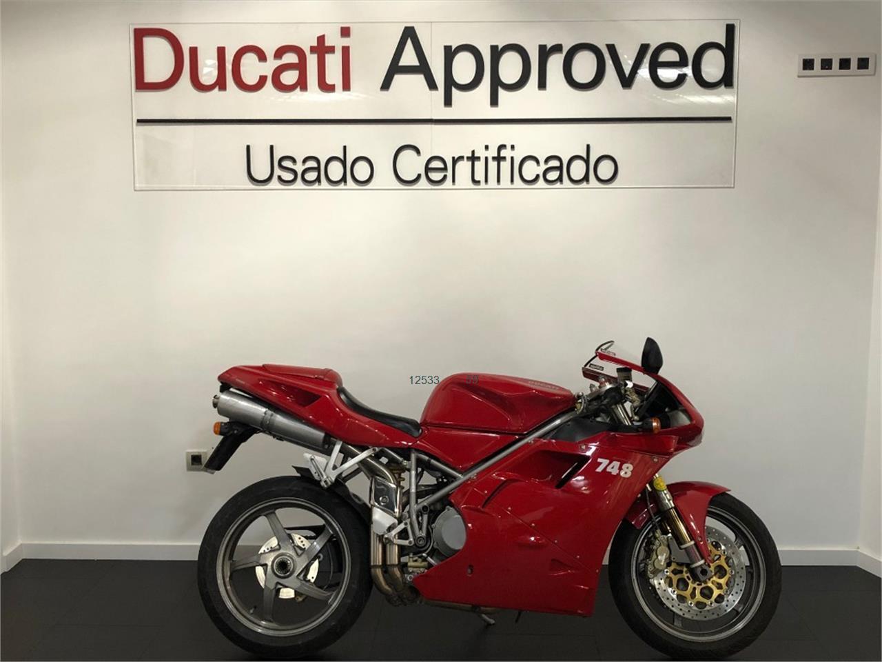 DUCATI 748 SPORT