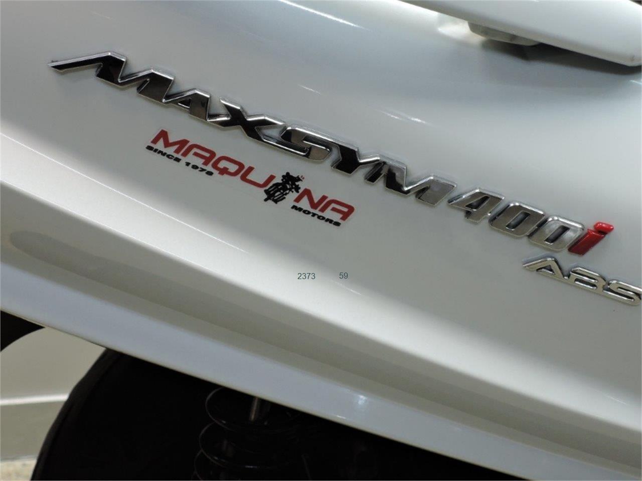 SYM MAXSYM 400i ABS_4 de venta en Barcelona
