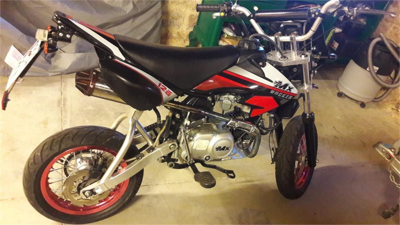 MXONDA ROCKER 140 N