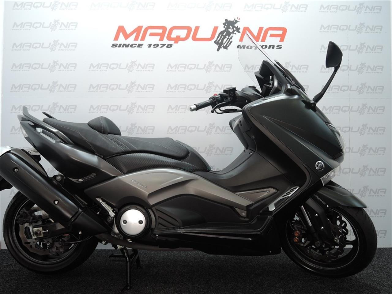 YAMAHA T-MAX 530 ABS BLACK MAX