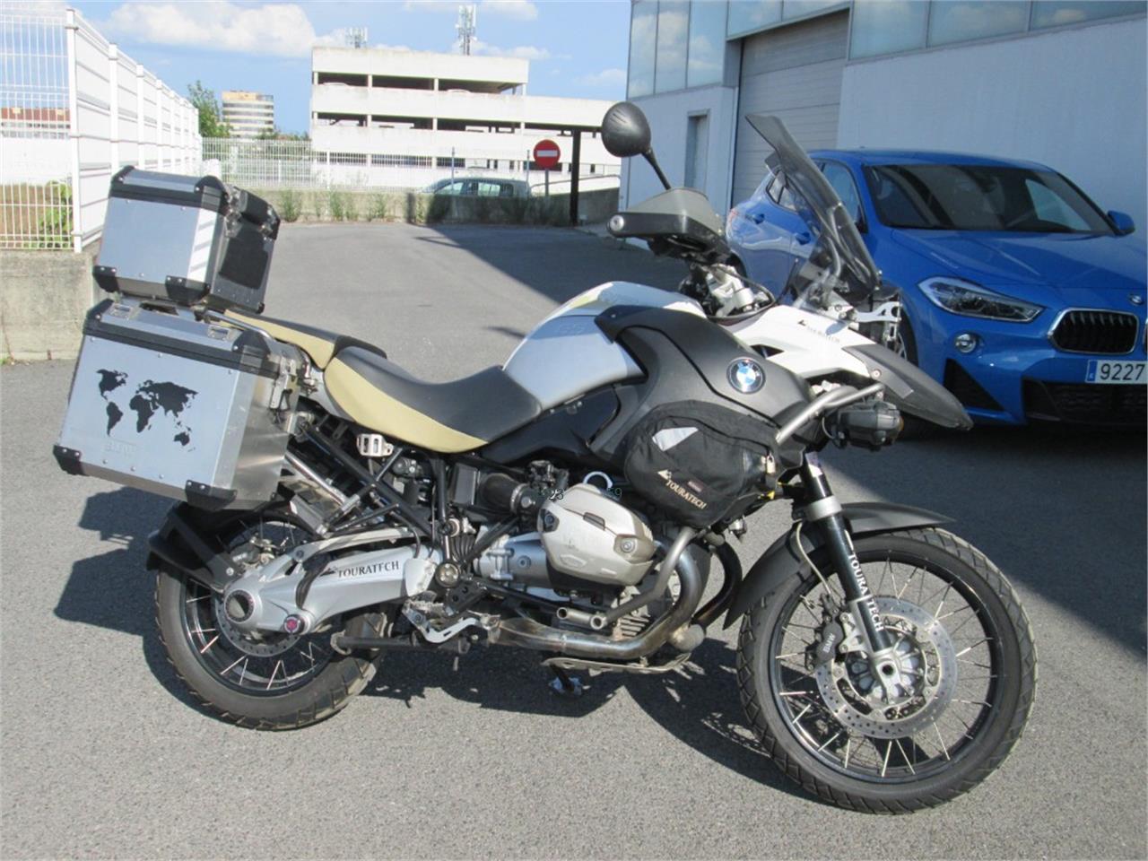 BMW R 1200 GS Adventure de venta
