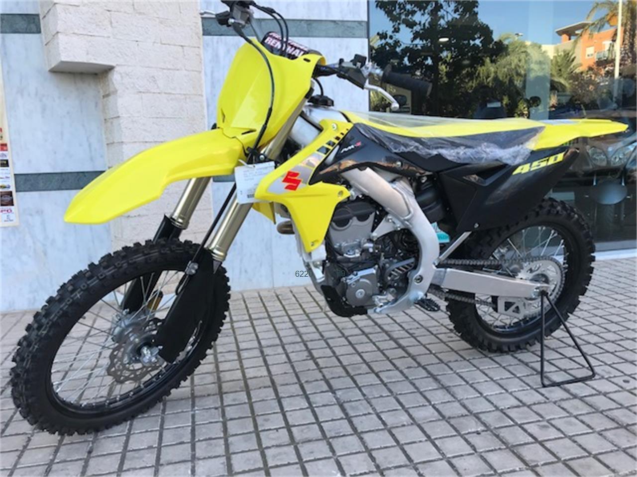 SUZUKI RM Z450