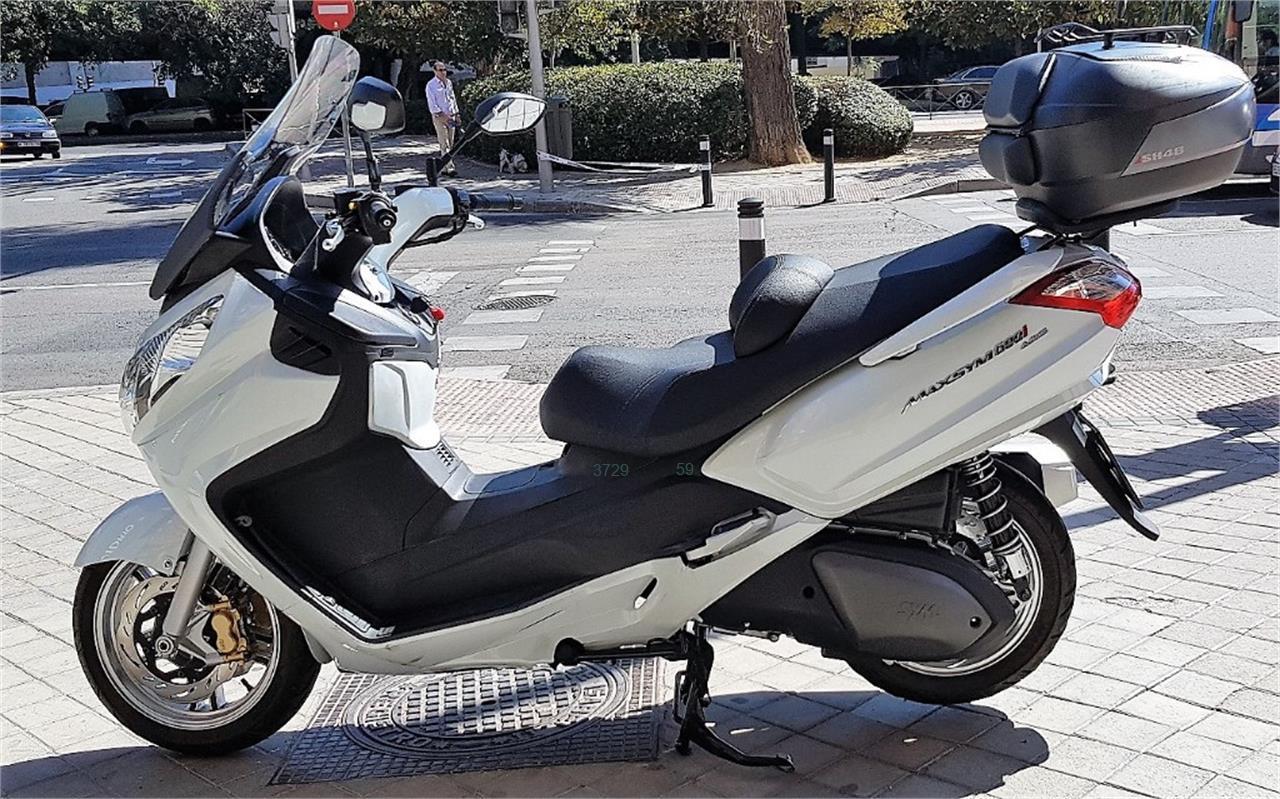 SYM MAXSYM 600I