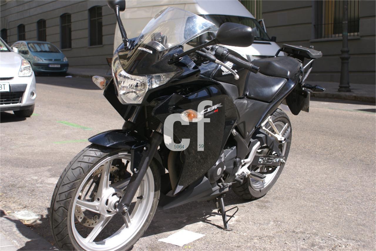 HONDA CBR 250R de venta