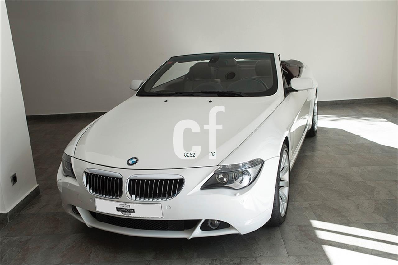 BMW Serie 6 de venta de venta por 36000