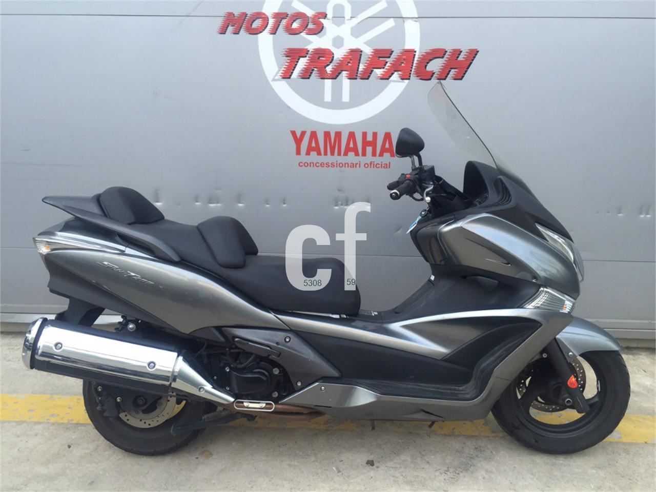 HONDA SW T400 de venta