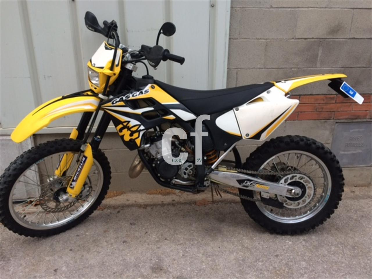 GAS GAS EC 125 de venta