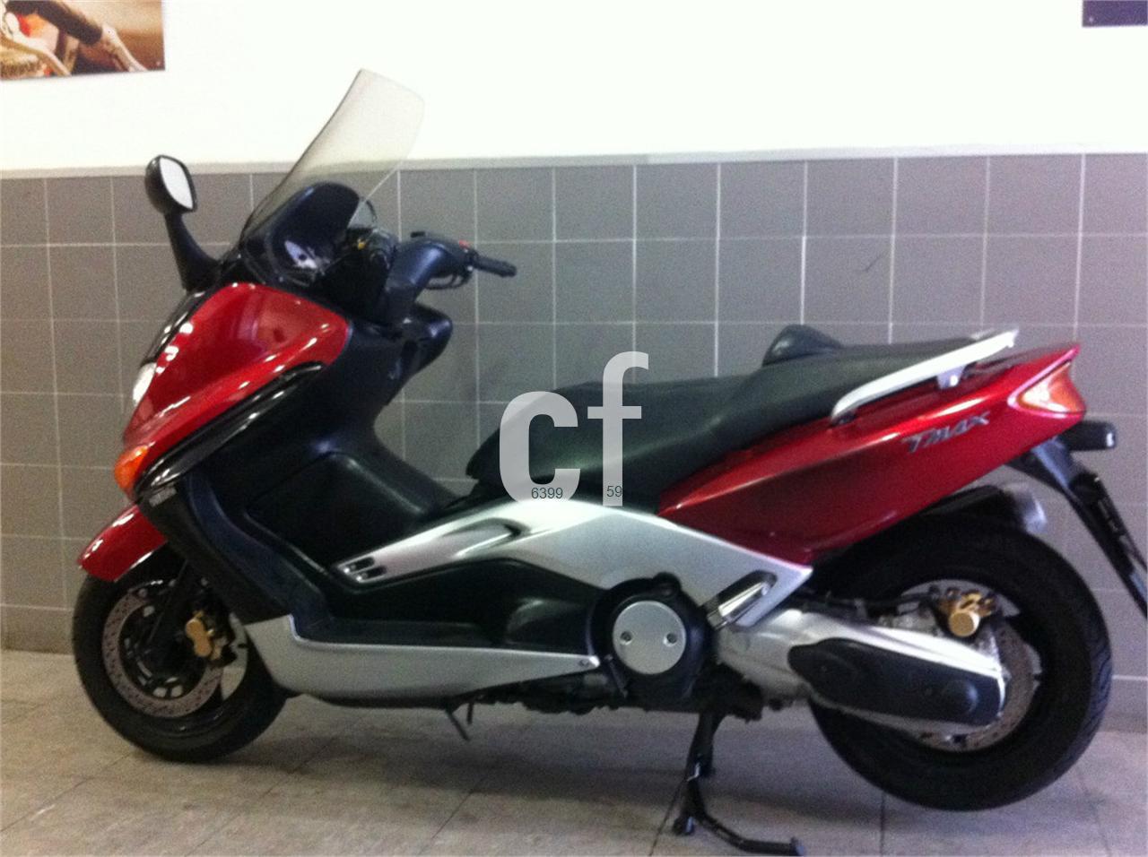 YAMAHA T-Max 500 de venta