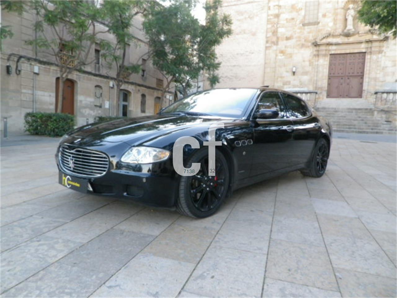 MASERATI Quattroporte de venta de venta por 27599