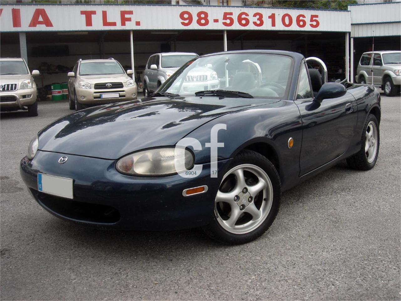 voitures mazda mx 5 miata occasion espagne. Black Bedroom Furniture Sets. Home Design Ideas