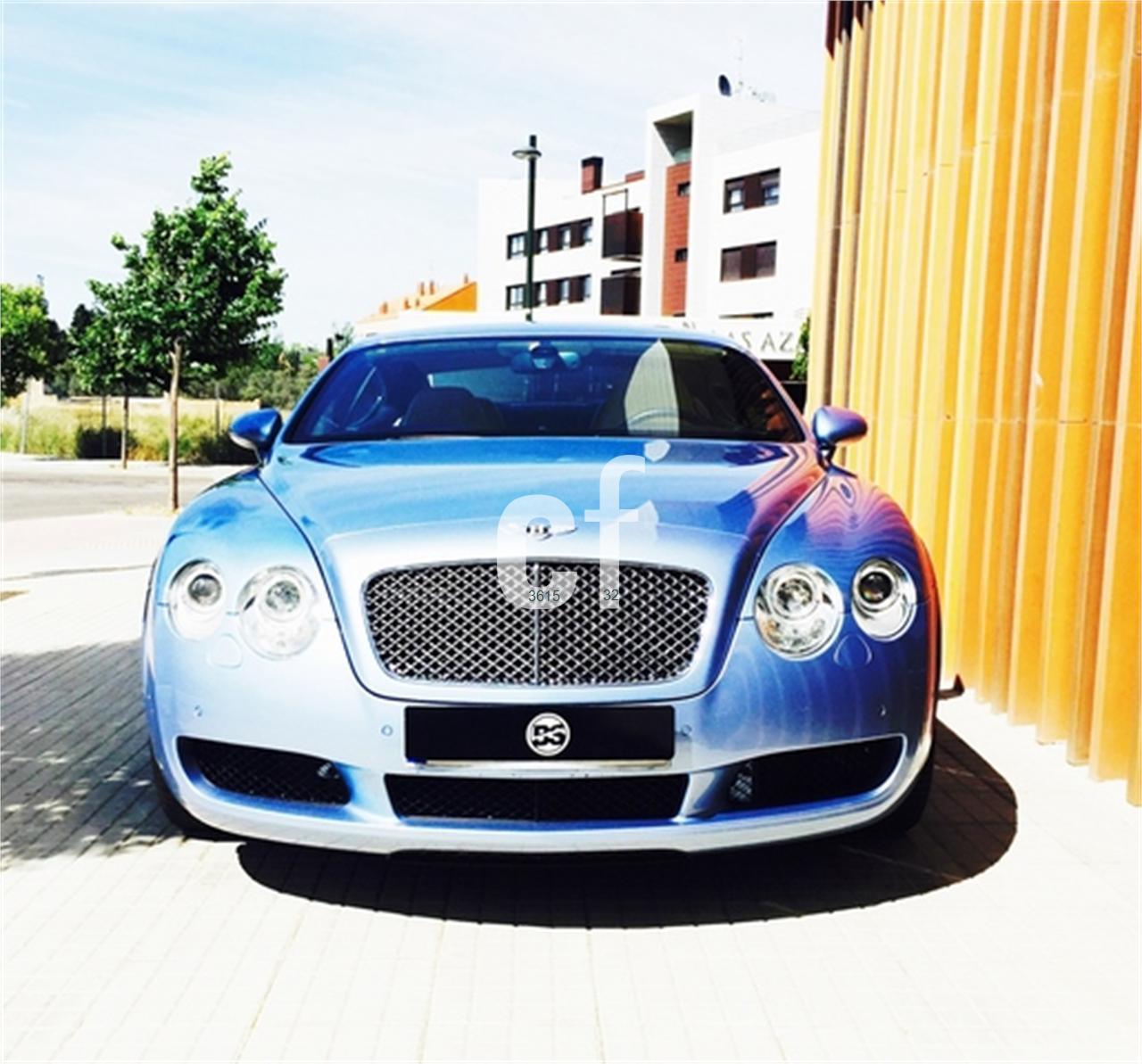 BENTLEY Continental GT de venta de venta por 59000
