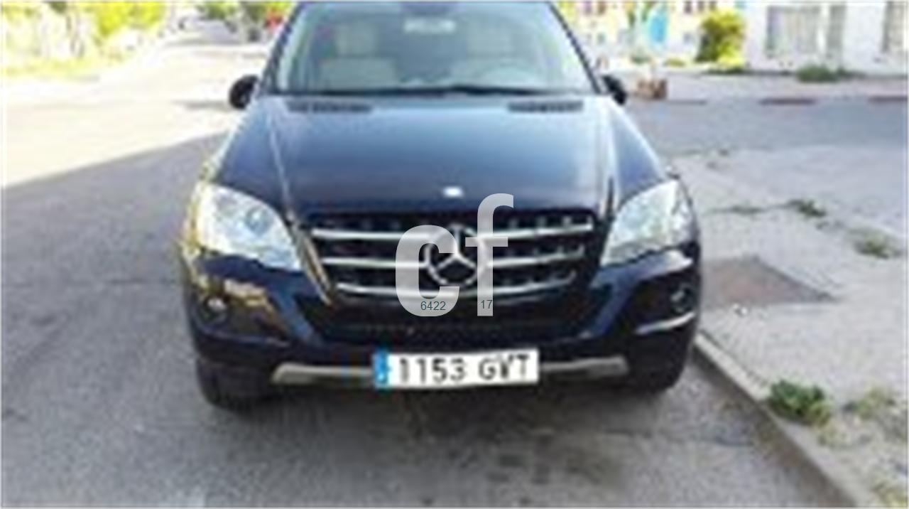 Used suv mercedes benz cars spain for Mercedes benz espana