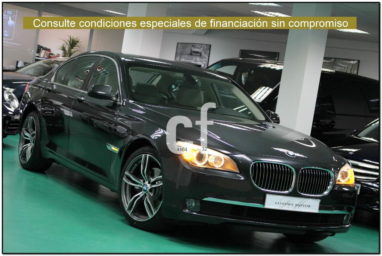 BMW Serie 7 de venta