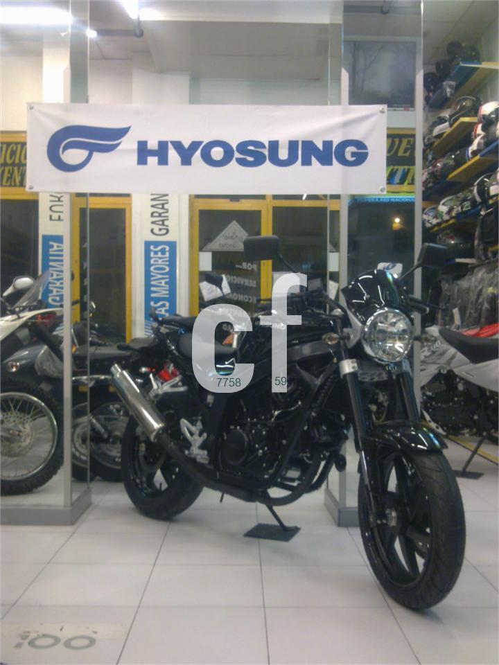 HYOSUNG GT 125 Comet de venta