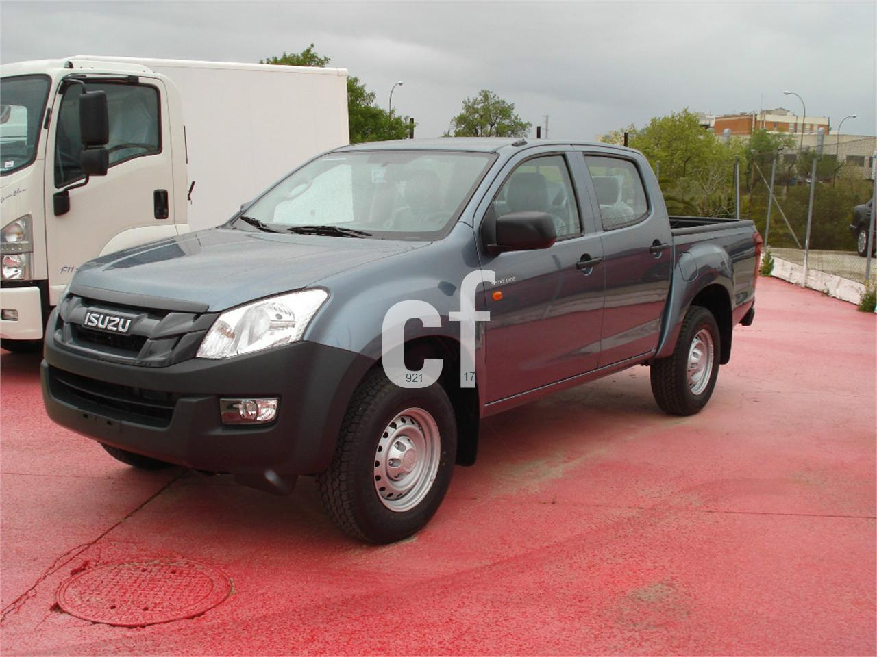 voiture occasion isuzu d max en espagne lindsay mccollum blog. Black Bedroom Furniture Sets. Home Design Ideas