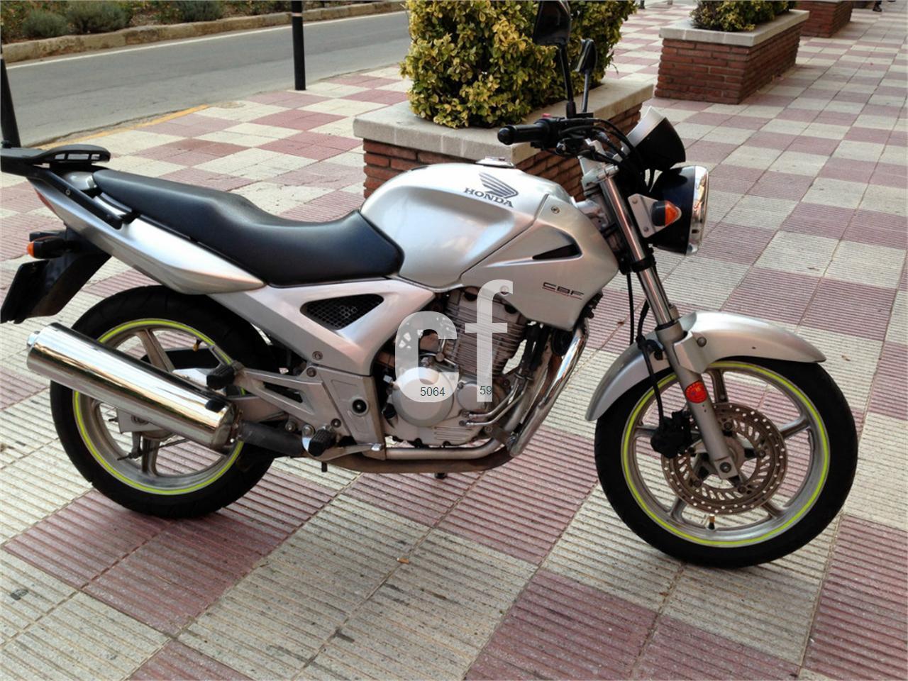 HONDA CBF 250 de venta
