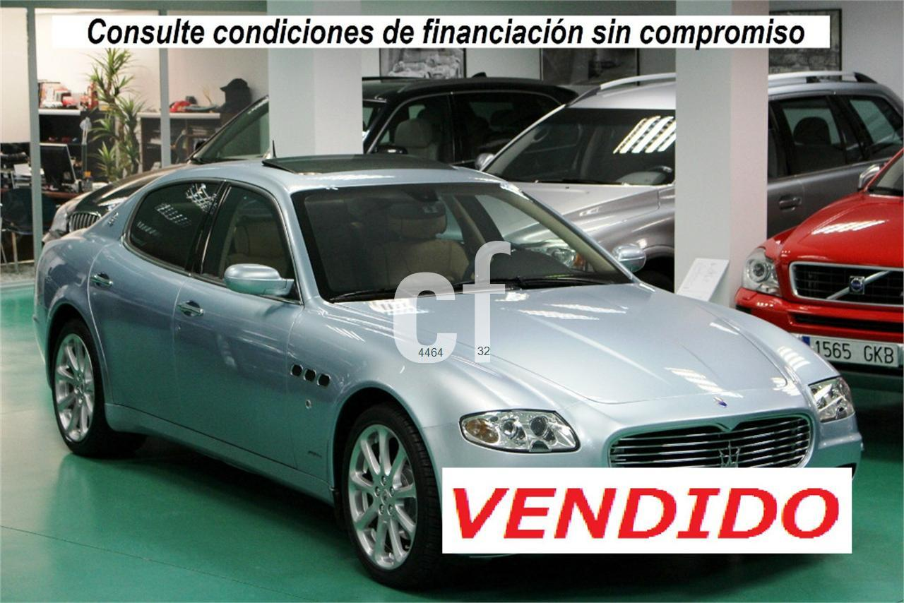 MASERATI Quattroporte de venta de venta por 29900