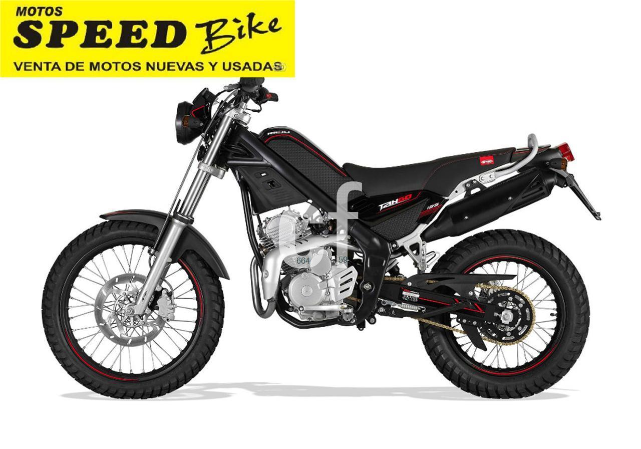 RIEJU TANGO 125 Pro de venta
