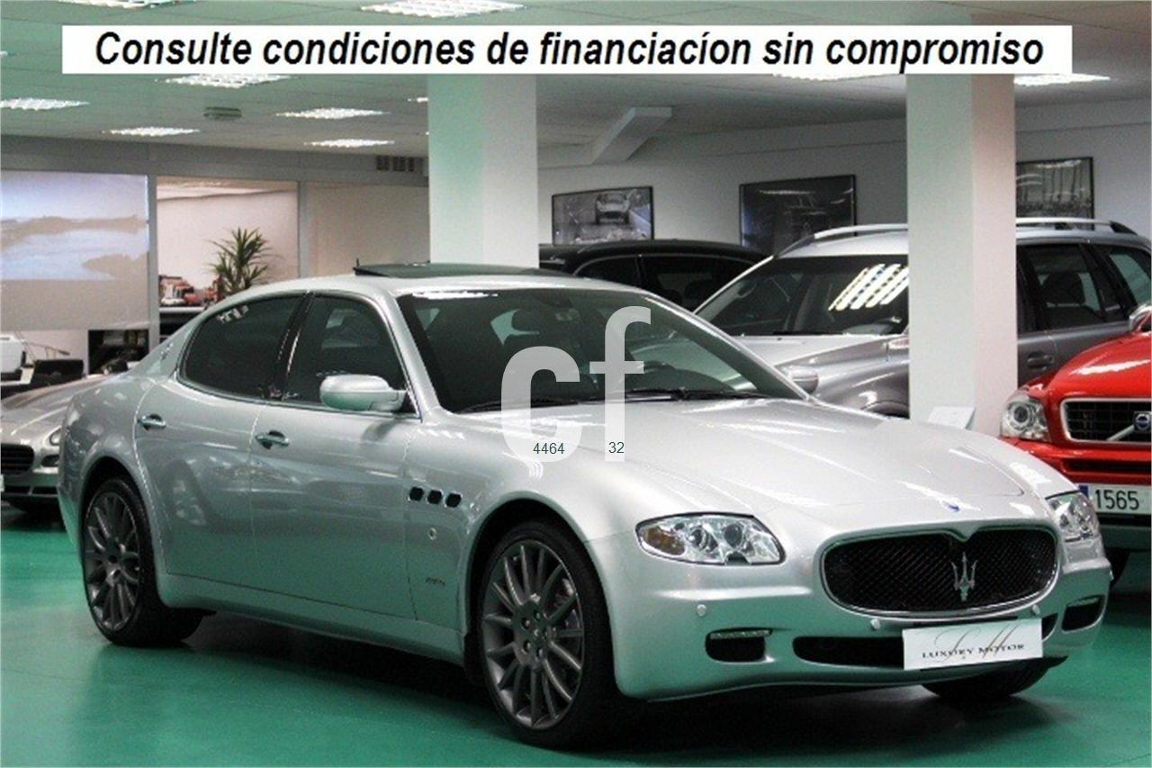 MASERATI Quattroporte de venta de venta por 35900