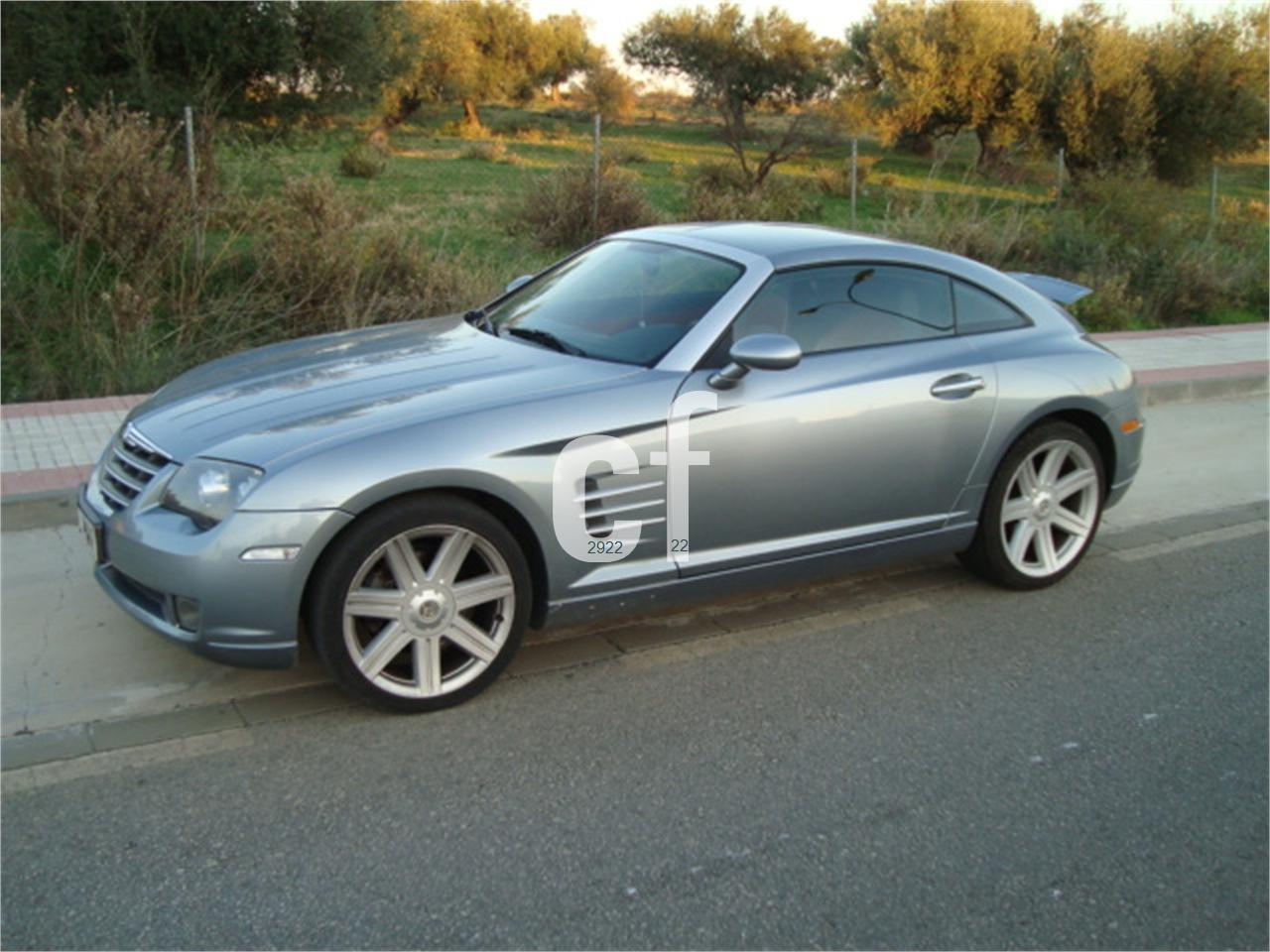 CHRYSLER Crossfire - 3.2 Limited Auto