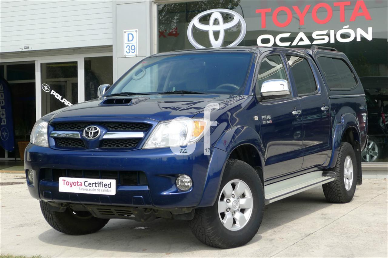 voitures toyota hilux 3 0 occasion espagne. Black Bedroom Furniture Sets. Home Design Ideas