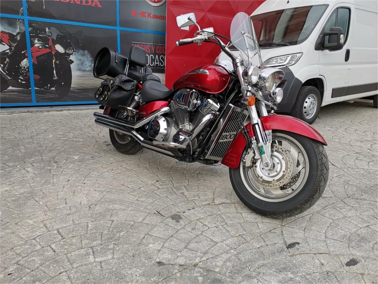 HONDA VTX 1800 de venta