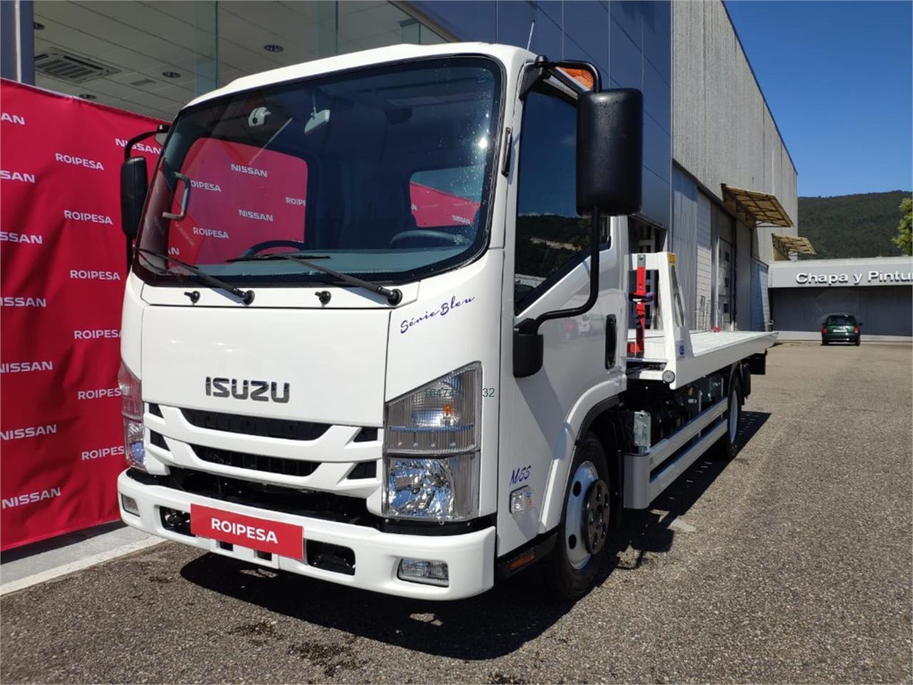 ISUZU CAMION ISUZU M55 3.0 D H 150CV GRUA PORTACOCHES de venta de venta por 46200