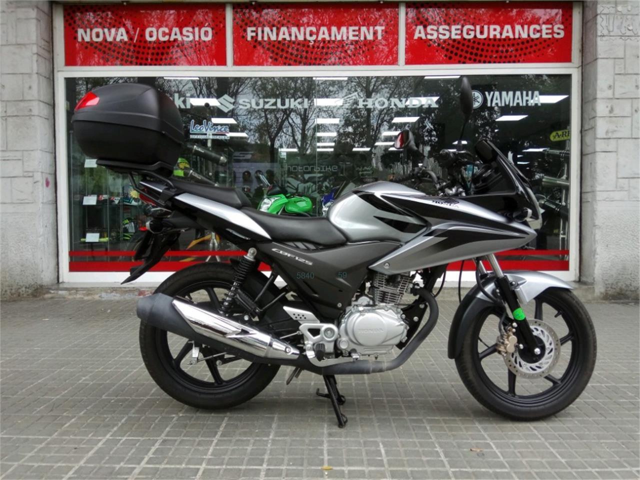 HONDA CBF 125 de venta