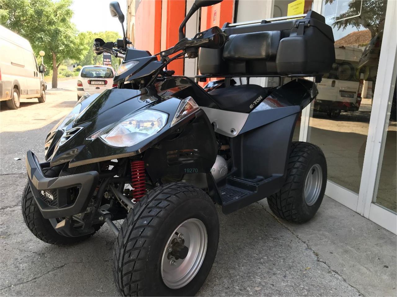 E-TON Viper 250 2/Plazas de venta