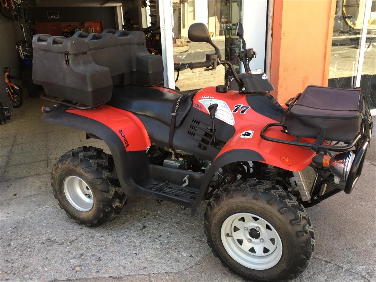 LINHAI ATV 260 2/Plazas de venta