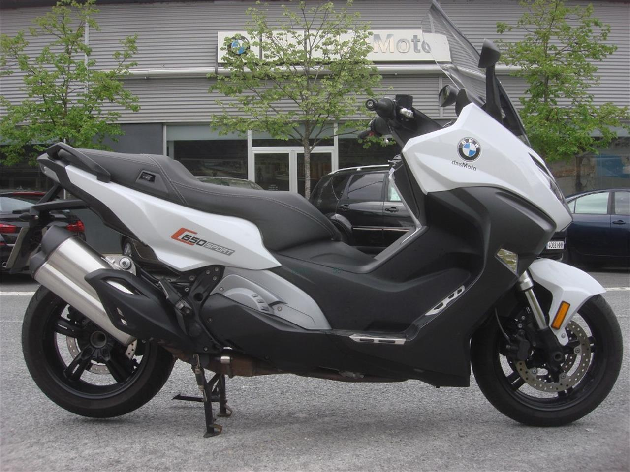 BMW C 650 de venta