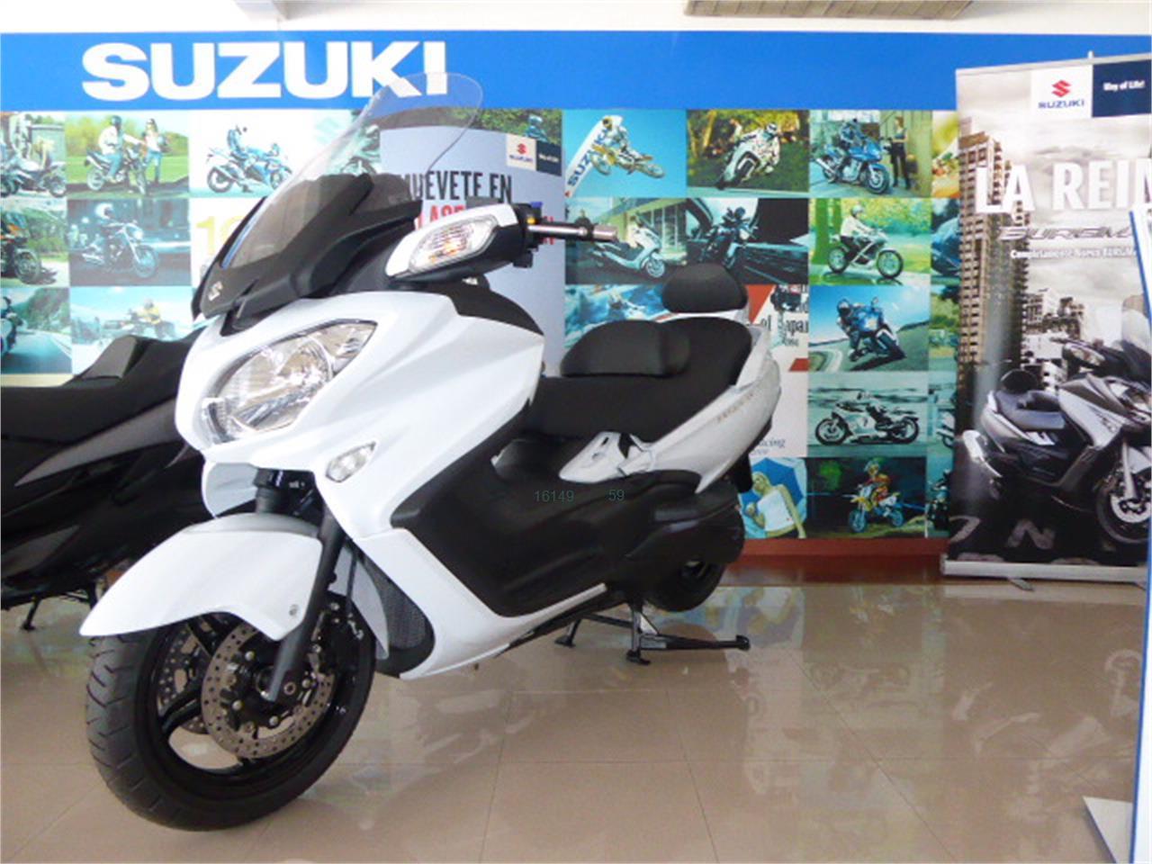 SUZUKI BURGMAN 650 Executive de venta