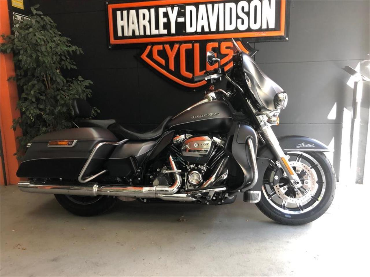 HARLEY DAVIDSON Ultra Limited de venta