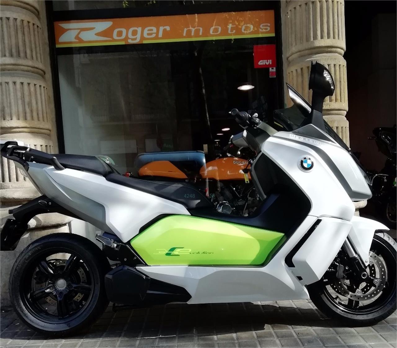 BMW C evolution de venta