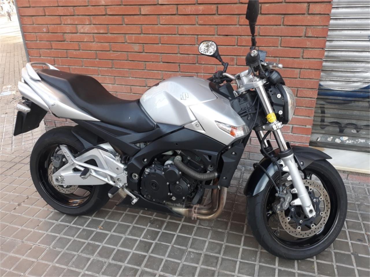 SUZUKI GSR 600 de venta