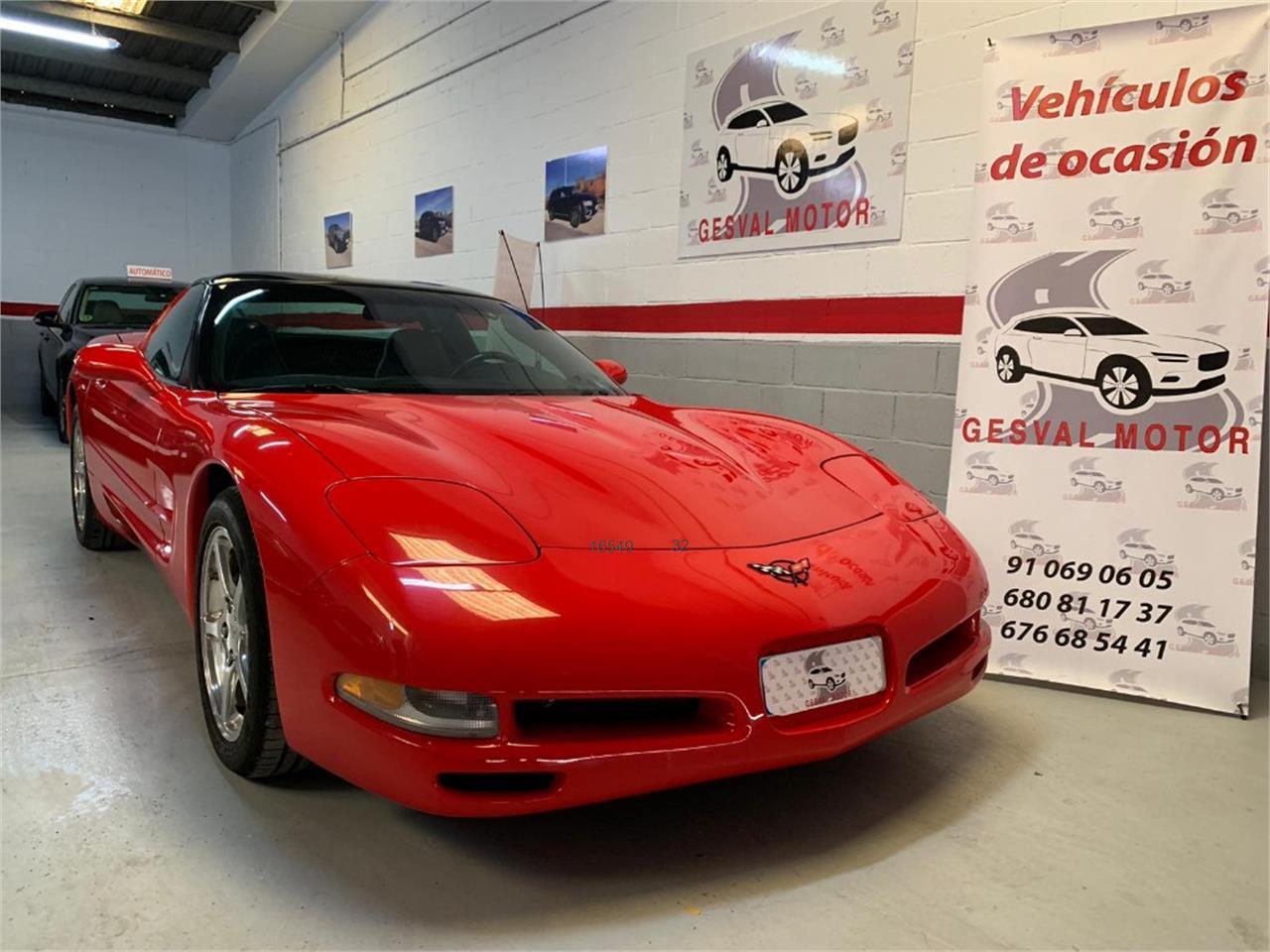 CORVETTE Corvette de venta de venta por 25500