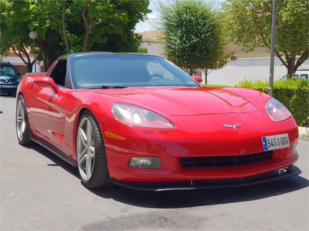 CORVETTE Corvette de venta de venta por 25490