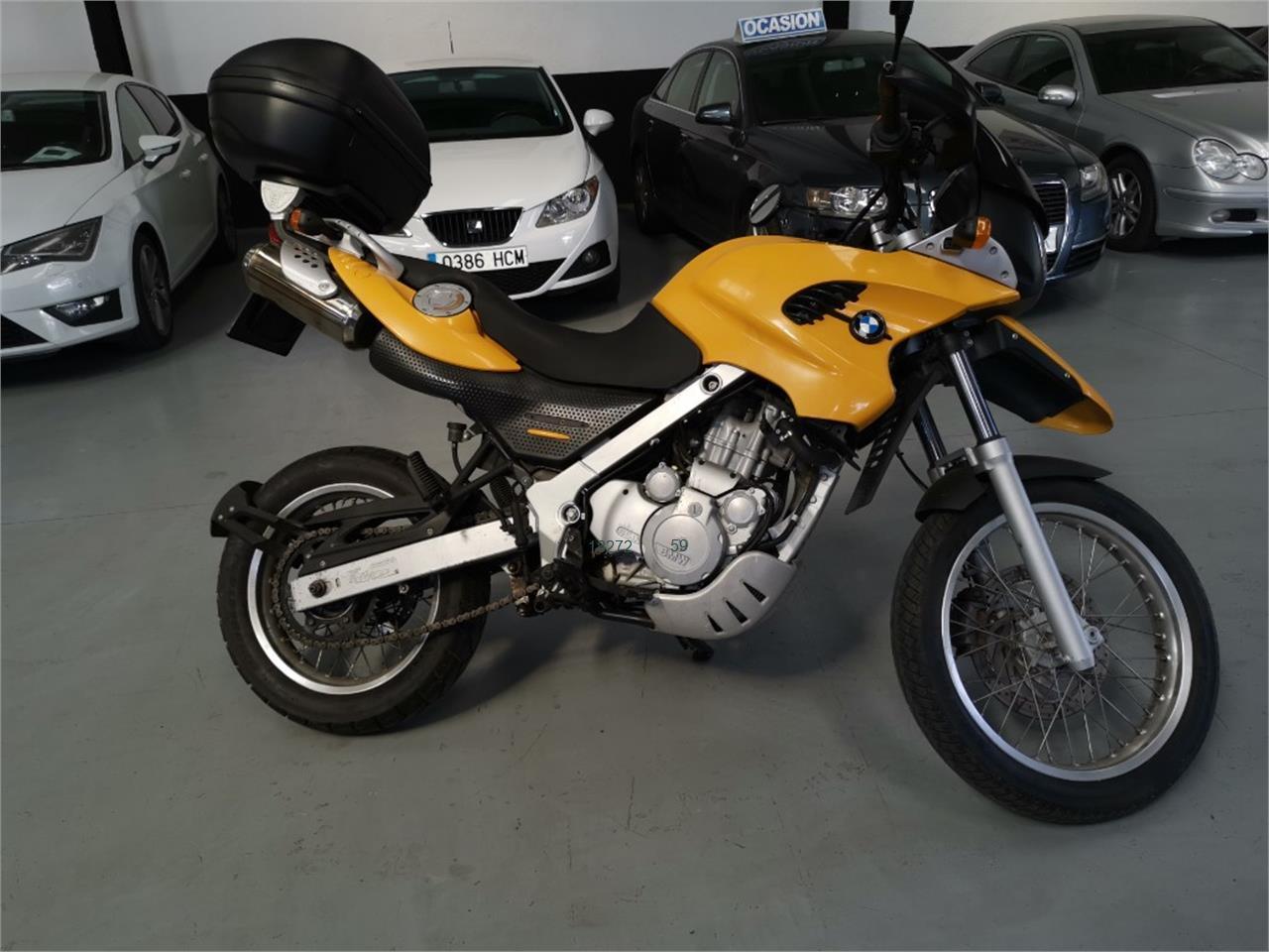 BMW F 650 GS de venta