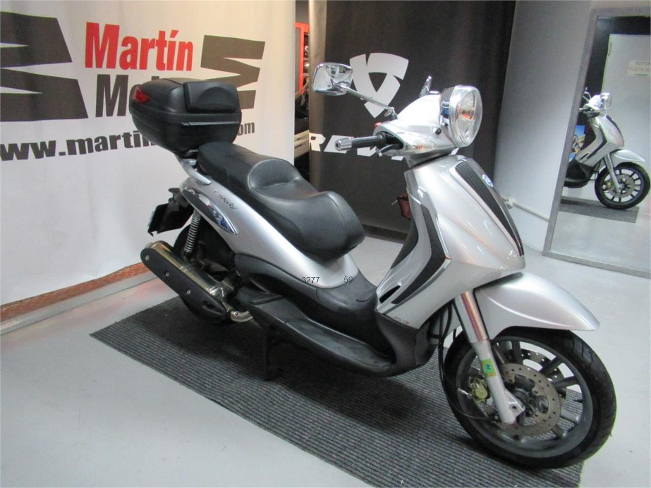 PIAGGIO beverly Tourer 400 ie de venta