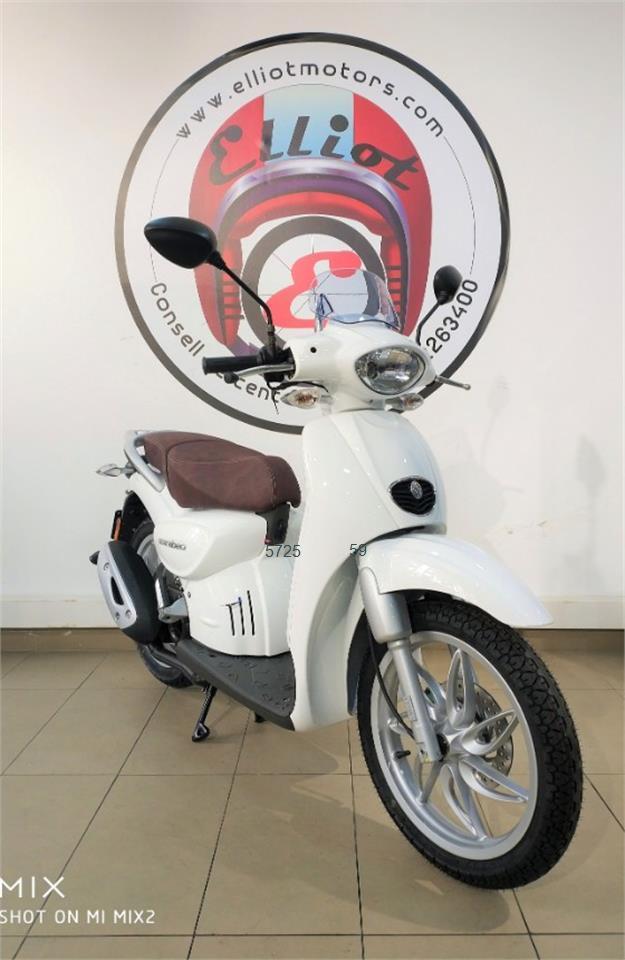 APRILIA Scarabeo 50 2T de venta